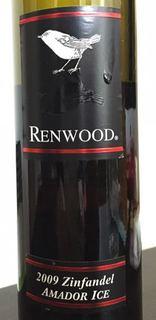 Renwood Amador Ice Zinfandel