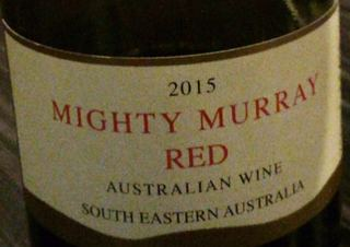 Andrew Peace Wines Mighty Murray Red