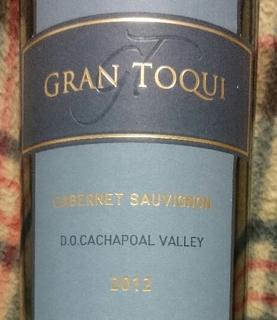 Gran Toqui Cabernet Sauvignon