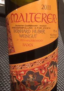 Bernhard Huber Malterer