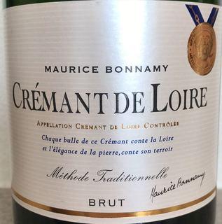 Bonnamy Crémant de Loire Brut(ボナミー クレマン・ド・ロワール ブリュット)