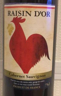Raisin d'Or Cabernet Sauvignon