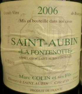 Marc Colin et ses Fils Saint Aubin La Fontenotte