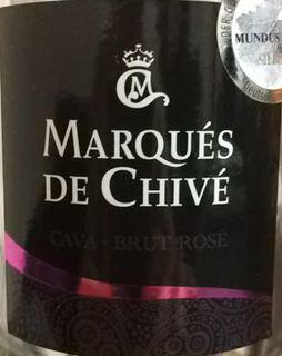 Marques de Chive Cava Brut Rosé