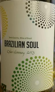 Brazilian Soul Chardonnay