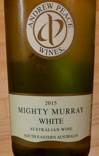 Andrew Peace Wines Mighty Murray White