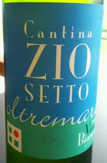 Cantina Zio Setto Vino Bianco Oltremare