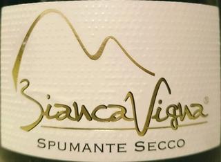 BiancaVigna Spumante Secco(ビアンカ・ヴィーニャ スプマンテ セッコ)