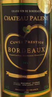 Ch. Palene Cuvée Prestige White