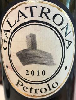 Petrolo Galatrona(ペトローロ ガラトローナ)