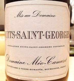 Dom. Méo Camuzet Nuits Saint Georges