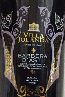 Villa Jolanda Barbera d'Asti