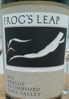 Frog's Leap Merlot