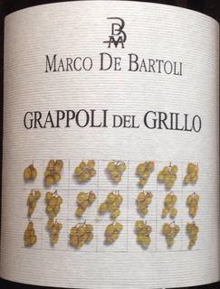 Marco de Bartoli Grappoli del Grillo