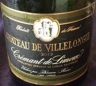 Ch. de Villelongue Crémant de Limoux