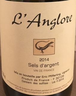 Dom. l'Anglore Sels d'Argent