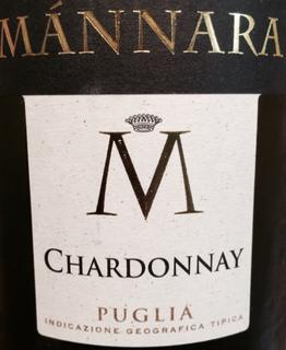 Mánnara Chardonnay Puglia