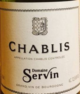 Dom. Servin Chablis