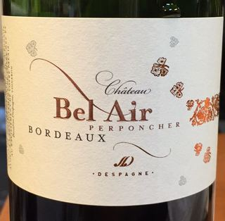 Ch. Bel Air Perponcher Rouge