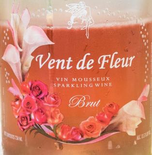Vent de Fleur Brut Rosé