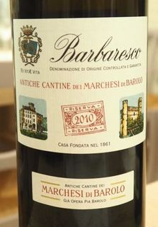 Marchesi di Barolo Barbaresco