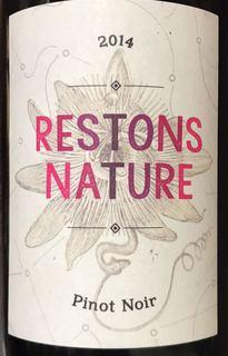 Restons Nature Pinot Noir