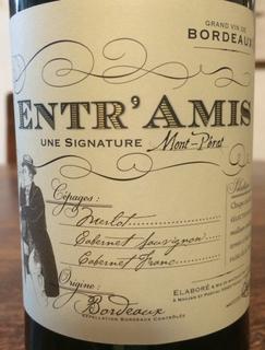 Entr'Amis Bordeaux Rouge