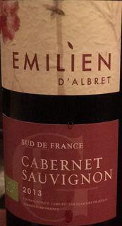 Emilien d'Albret Cabernet Sauvignon