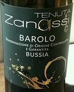 Tenuta Zanassi Barolo Bussia