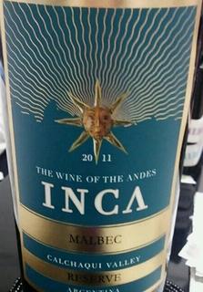 Inca Malbec Reserve