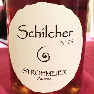 Strohmeier Schilcher N°26(シュトロマイヤー シルヒャー)