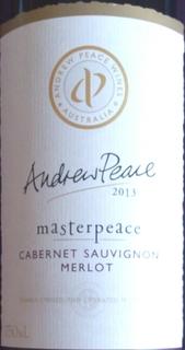 Andrew Peace Masterpeace Cabernet Sauvignon Merlot