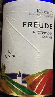 Freude Rheinhessen Kabinett