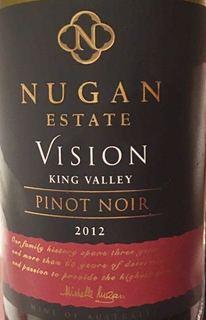 Nugan Estate Vision King Valley Pinot Noir
