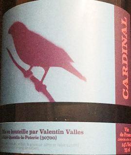 Valentin Vallès Cardinal(ヴァランタン・ヴァルス カーディナル)