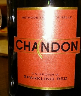 Dom. Chandon Sparkling Red