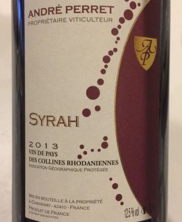 André Perret Syrah