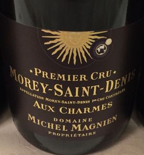 Dom. Michel Magnien Morey Saint Denis 1er Cru Aux Charmes