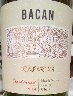 Bacan Chardonnay Reserva