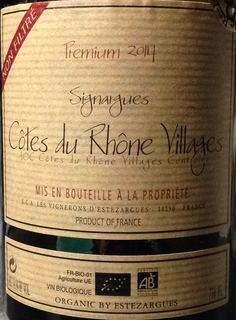 Terra Vitis Côtes du Rhône Villages Signargues