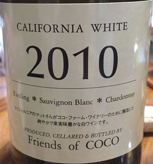 Friends of Coco California White