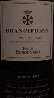 Firriato Branciforti Nero d'Avola