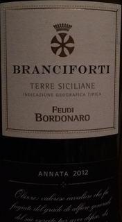 Firriato Branciforti Nero d'Avola