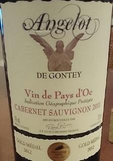 Angelots de Gontey Cabernet Sauvignon