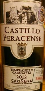 Castillo Peracense Tempranillo Garnacha