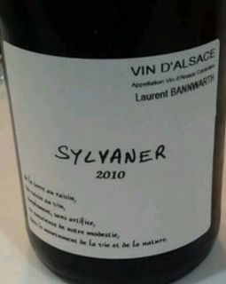 Laurent Bannwarth Sylvaner