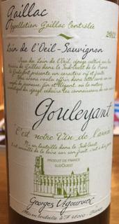 Gouleyant Gaillac Loin de l'Oeil Sauvignon