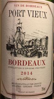Port Vieux Bordeaux