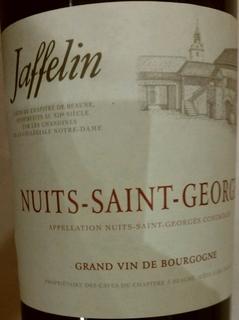 Jaffelin Nuits Saint Georges