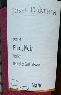 Josef Drathen Pinot Noir trocken